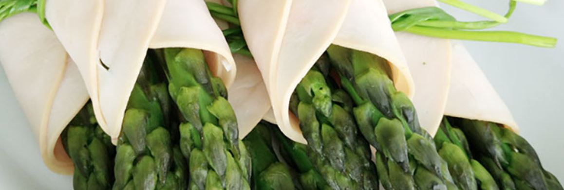 Recette phase 1 asperges